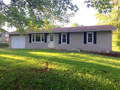 Bonne Terre MO Single Family Home For Sale: $83,000