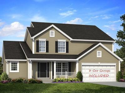 O'Fallon Single Family Home For Sale: 965 Highway P/Pin Oak Model
