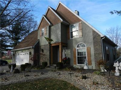 Troy Single Family Home For Sale: 516 Nottingham Drive