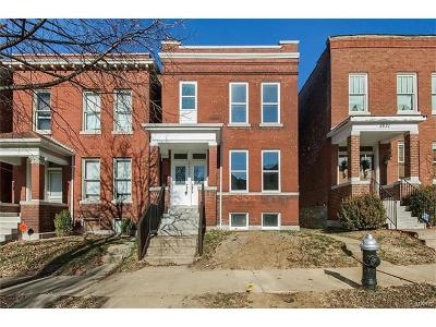 St Louis City County Single Family Home Coming Soon: 2625 Armand Place