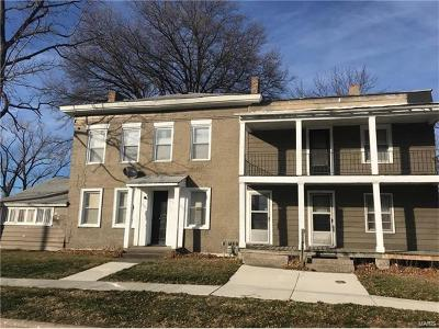 Alton Multi Family Home For Sale: 2304 Crawford Street
