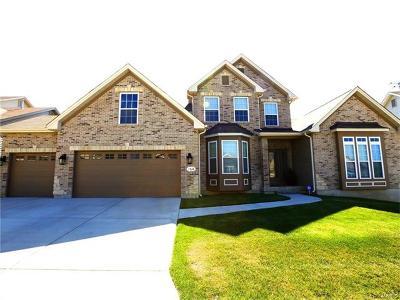 Single Family Home For Sale: 1524 Beckham Ridge Court