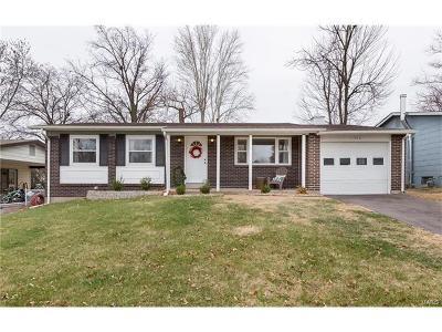 Single Family Home For Sale: 11926 Glenridge