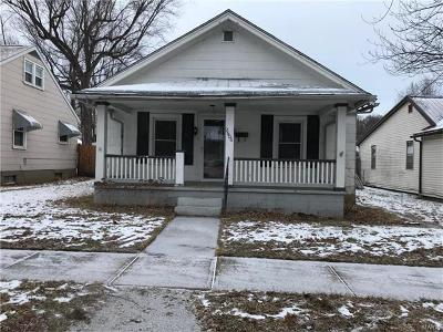 Hannibal Single Family Home For Sale: 2606 Hope Street