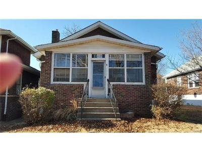 Single Family Home Contingent Short Sale: 1519 Gregg Ave.