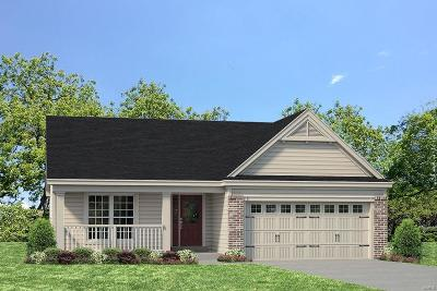 Affton Single Family Home For Sale: Tbb-Lansford @mackenzie Valley