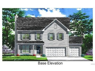 Oakville Single Family Home For Sale: Lancaster@hawkins Ridge