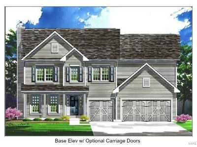 Oakville Single Family Home For Sale: Windsor@hawkins Ridge