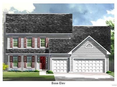 Oakville Single Family Home For Sale: Bridgeport@hawkins Ridge