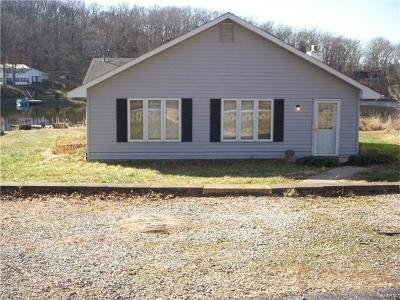 Catawissa Single Family Home For Sale: 4193 South Shore