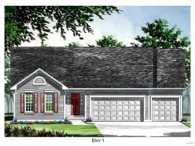 Oakville Single Family Home For Sale: Sierra@hawkins Ridge