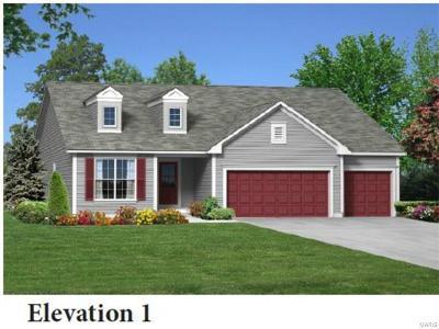 Oakville Single Family Home For Sale: Porter@hawkins Ridge