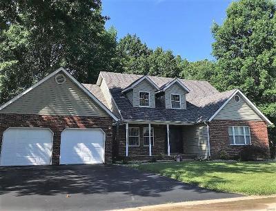 Bethalto Single Family Home For Sale: 4 Sycamore
