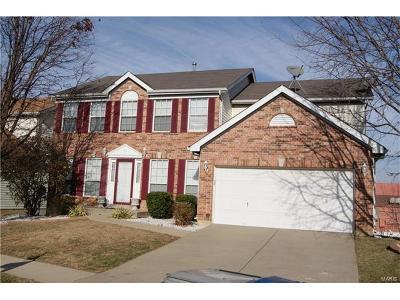 Florissant Single Family Home For Sale: 10 Rivermeadows