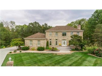 St Charles County Single Family Home For Sale: 5296 Roanoke Drive