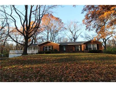 Godfrey IL Single Family Home For Sale: $275,000