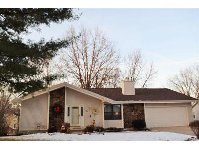 Lake St Louis Single Family Home For Sale: 46 Picardy Drive