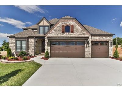 Chesterfield Single Family Home For Sale: 2 Bblt-Provincial Schoettler Gr Court