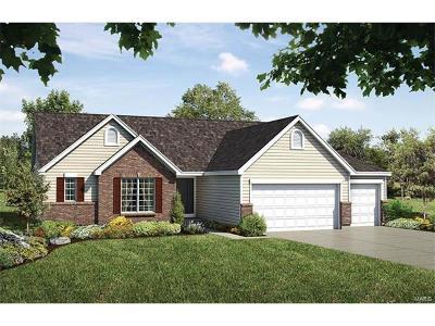 Eureka Single Family Home For Sale: Steeple Hill Est - Arlington