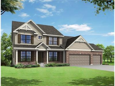 Eureka Single Family Home For Sale: Steeple Hill Est -liberty