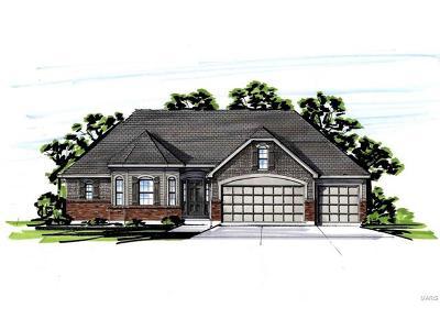 Fenton Single Family Home For Sale: Oak Ridge Place -arlington