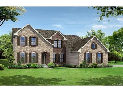 Single Family Home For Sale: Oak Ridge Place -hemingway