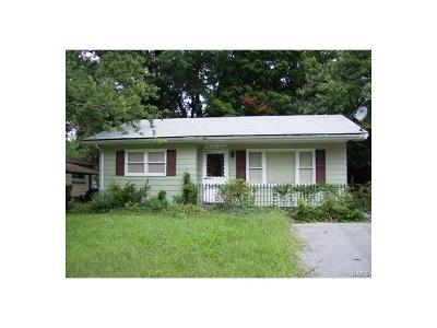 Single Family Home For Sale: 13 Cady