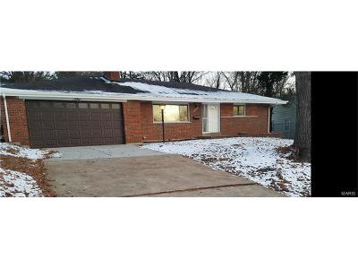 Single Family Home For Sale: 7722 Wooddale Lane