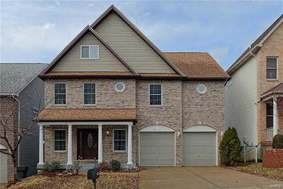 St Louis Single Family Home For Sale: 3153 Parc Ridge Lane
