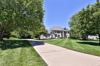 Chesterfield Single Family Home For Sale: 16611 Sterling Pointe Court