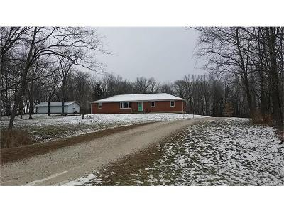 Marion County Single Family Home For Sale: 5195 County Road 304
