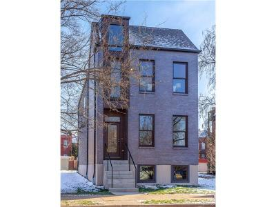 St Louis Single Family Home Coming Soon: 2860 Indiana Avenue