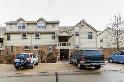 Condo/Townhouse Contingent No Kickout: 12952 Bryce Canyon Drive #A