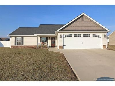 Farmington Single Family Home For Sale: 1495 Black Rock