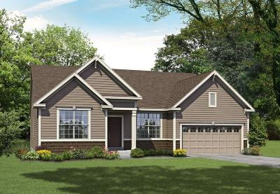 Wentzville Single Family Home For Sale: 1 Tbb-Ashton Ii @ Copper Creek