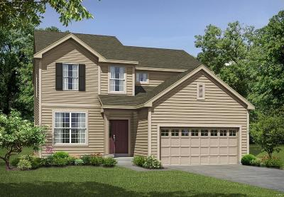 Wentzville Single Family Home For Sale: 1 Tbb-Fairfax @ Copper Creek