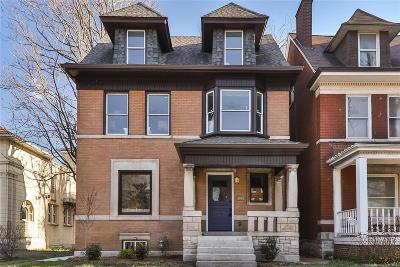 St Louis Single Family Home For Sale: 4944 Washington