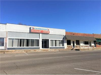 Commercial For Sale: 108 -112 N Lincoln Street