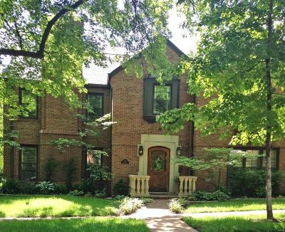 Clayton Single Family Home For Sale: 715 Glenridge