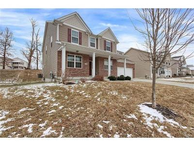 Single Family Home For Sale: 2123 Preston Woods Pkwy