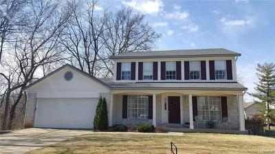 St Charles MO Single Family Home For Sale: $228,000