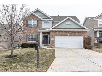 Eureka Single Family Home For Sale: 1006 Maywood