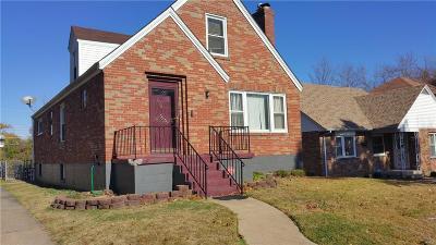 University City Single Family Home For Sale: 7053 Camden Court