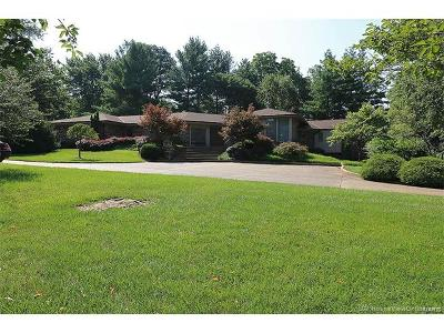 Cape Girardeau County Single Family Home For Sale: 1270 Dover Lane