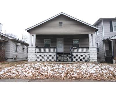 Granite City Single Family Home For Sale: 2542 Lincoln Avenue