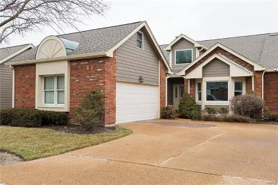 Chesterfield MO Condo/Townhouse For Sale: $400,000
