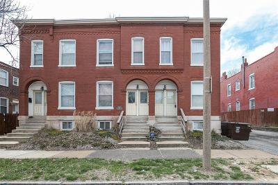 St Louis Condo/Townhouse For Sale: 3949 Ohio Avenue #C