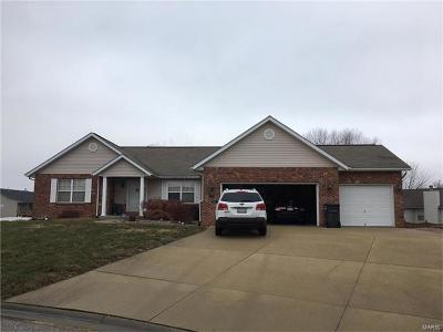 FAIRVIEW HEIGHTS Single Family Home For Sale: 5244 Saluki Drive