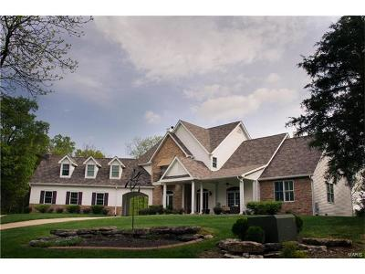 St Charles County Single Family Home For Sale: 150 Homestead Ridge