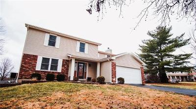Single Family Home For Sale: 14415 Quiet Cove Court
